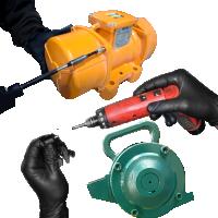 Electric & Pneumatic Vibrator Repair